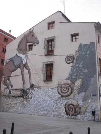 Street art voegt belevingswaarde toe aan de stad