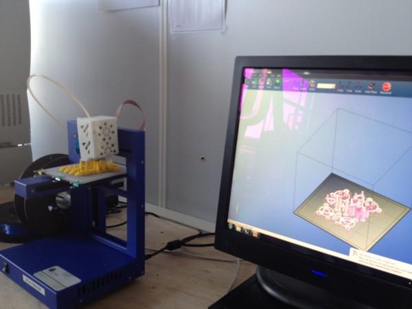 Regionale impact van 3D printen