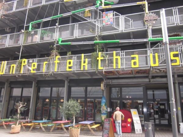 Unperfekthaus, creatieve oase in de binnenstad van Essen